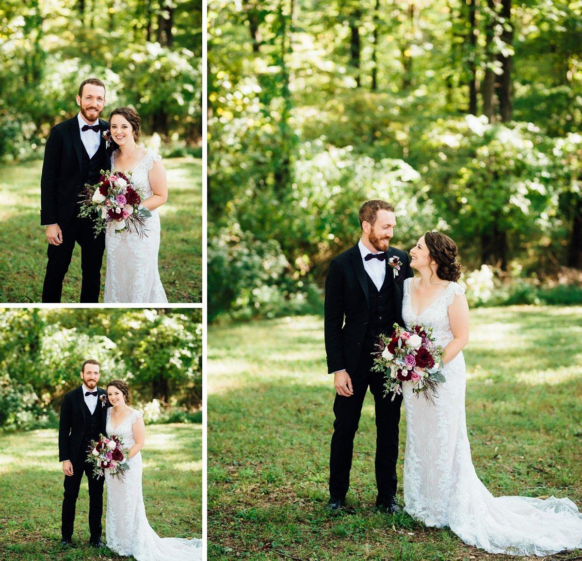 clarksville-wedding-couple Old Glory Distilling Co Wedding   Clarksville, TN   Matt + Shannon