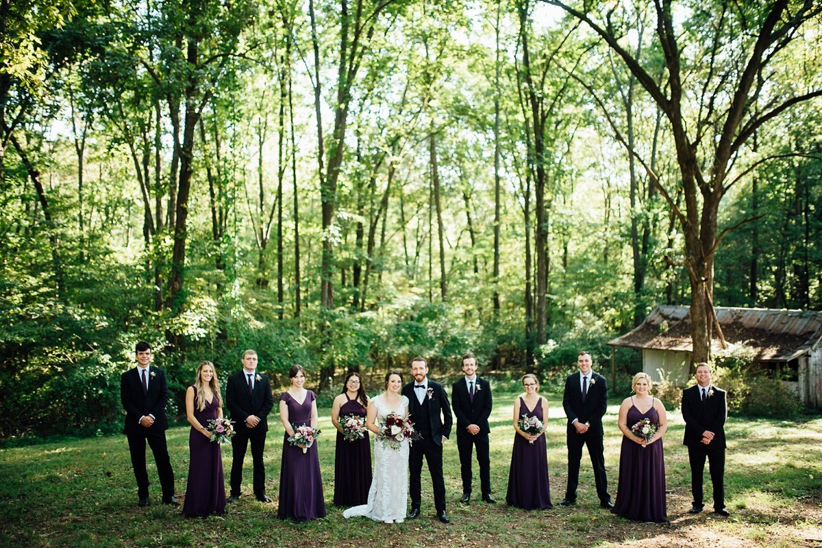 fun-wedding-portrait-tennessee Old Glory Distilling Co Wedding   Clarksville, TN   Matt + Shannon