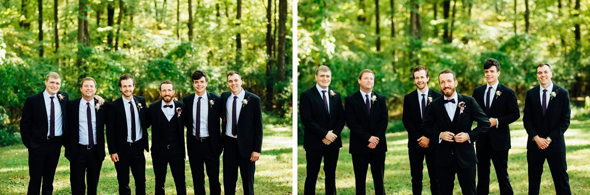 groom-groomsmen Old Glory Distilling Co Wedding | Clarksville, TN | Matt + Shannon