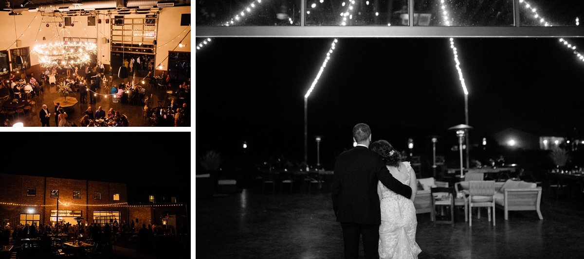old-glory-distilling-wedding-reception Old Glory Distilling Co Wedding   Clarksville, TN   Matt + Shannon