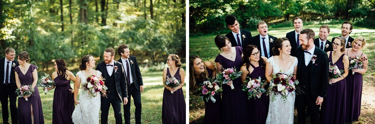 wedding-party Old Glory Distilling Co Wedding | Clarksville, TN | Matt + Shannon
