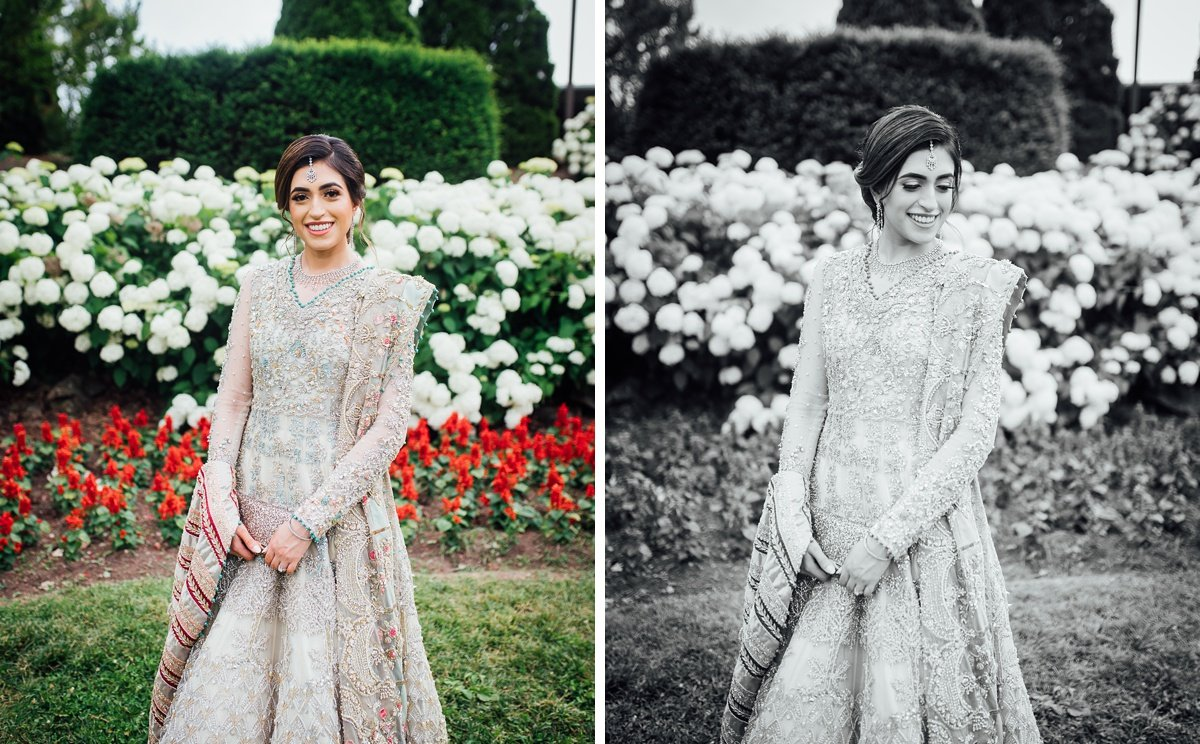 beauituful-bridal-portraits Osama + Sanah | Centennial Park and JW Marriott Wedding
