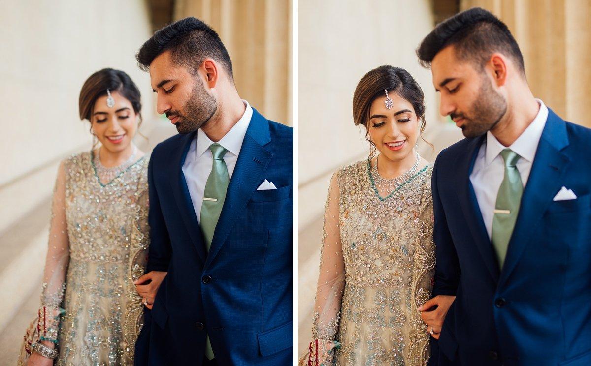 beautiful-indian-wedding-nashville Osama + Sanah | Centennial Park and JW Marriott Wedding