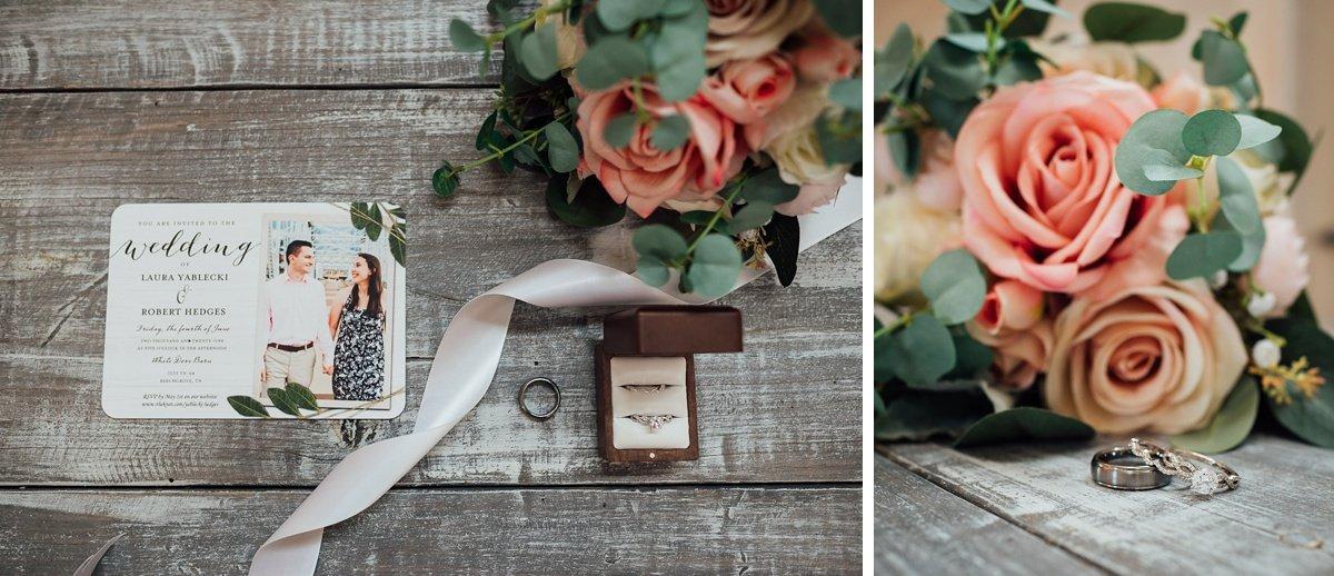 beautiful-wedding-save-the-date Laura + Robert | White Dove Barn Wedding