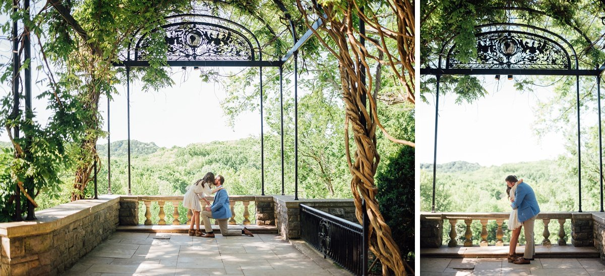best-nashville-proposal-location Cheekwood Proposal - Truman + Alivia