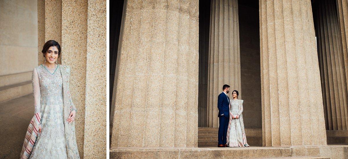 centennial-park-wedding Osama + Sanah   Centennial Park and JW Marriott Wedding