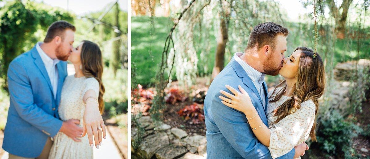 cheekwood-photographer Cheekwood Proposal - Truman + Alivia