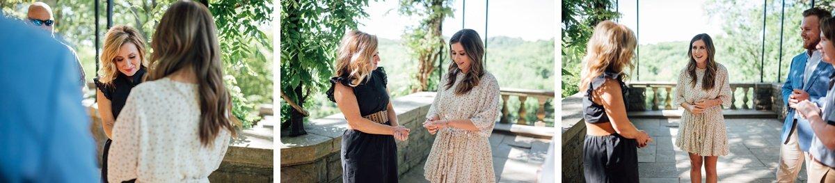 couple-engaged-family Cheekwood Proposal - Truman + Alivia