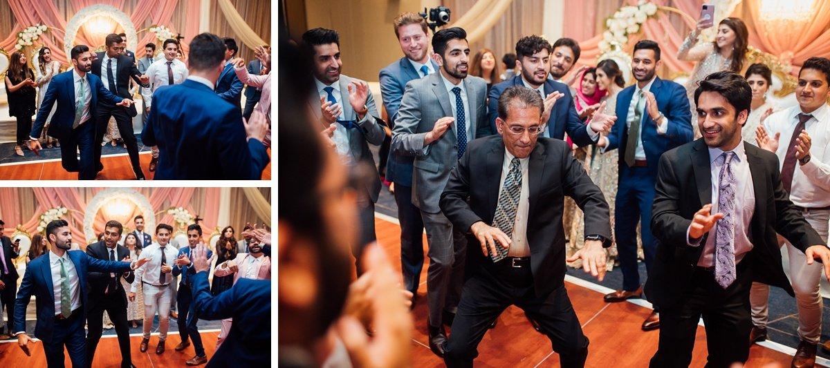 dance-moves Osama + Sanah | Centennial Park and JW Marriott Wedding
