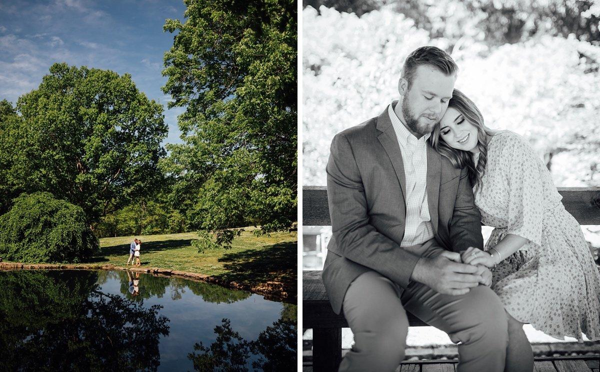 engagement-proposal-photos Cheekwood Proposal - Truman + Alivia