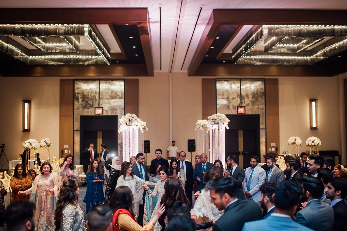 jw-mariott-hotel-wedding-venue Osama + Sanah   Centennial Park and JW Marriott Wedding