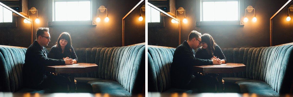 nashville-engagement-photographer East Nashville Bar Engagement Session | Fox Nashville