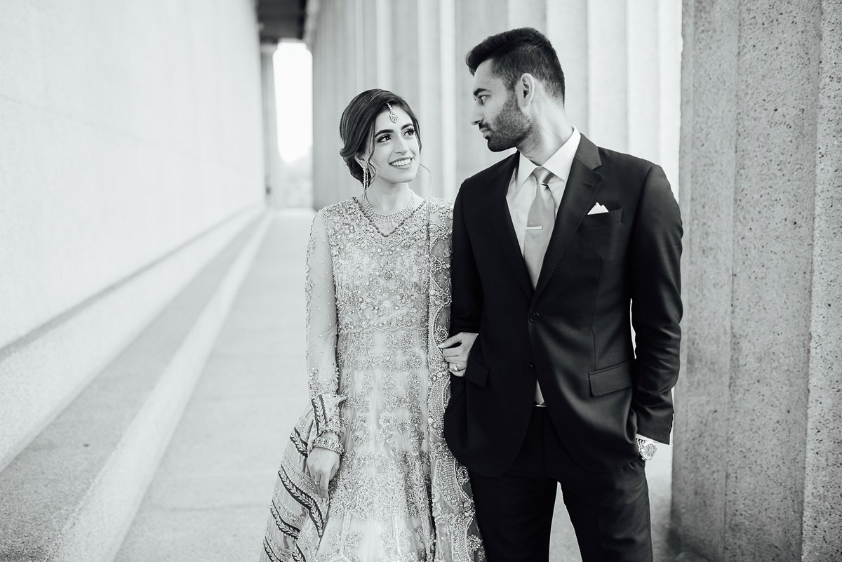 nashville-premiere-wedding-photography Osama + Sanah | Centennial Park and JW Marriott Wedding