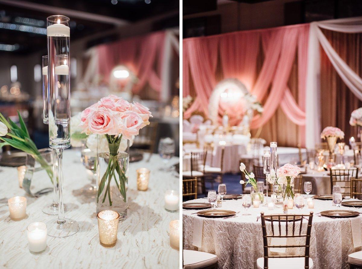 nashville-wedding-decor Osama + Sanah | Centennial Park and JW Marriott Wedding