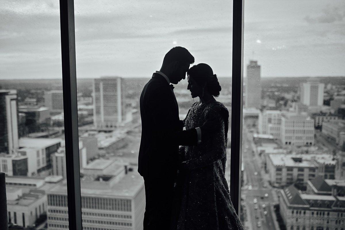 nashville-wedding-photographers Osama + Sanah | Centennial Park and JW Marriott Wedding