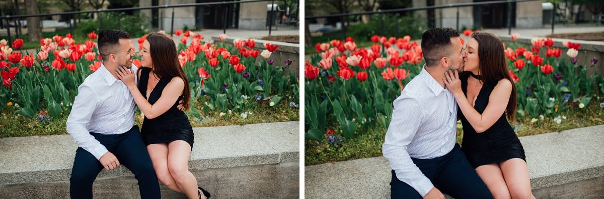 proposal-photographer-nashville Jason and Alyssa Proposal | Downtown Nashville