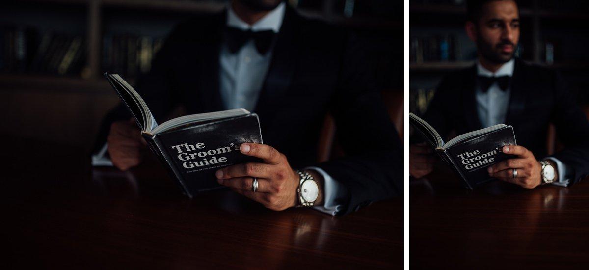the-grooms-guide Osama + Sanah | Centennial Park and JW Marriott Wedding