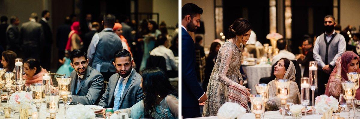 wedding-guests Osama + Sanah   Centennial Park and JW Marriott Wedding