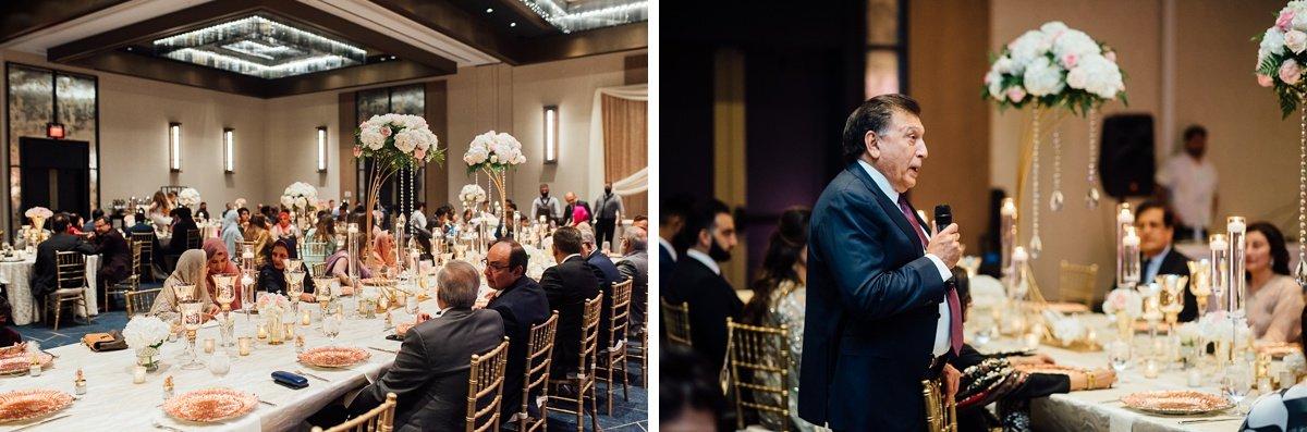 wedding-speeches Osama + Sanah | Centennial Park and JW Marriott Wedding