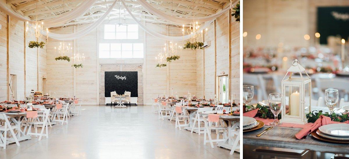 white-dove-barn-reception Laura + Robert | White Dove Barn Wedding