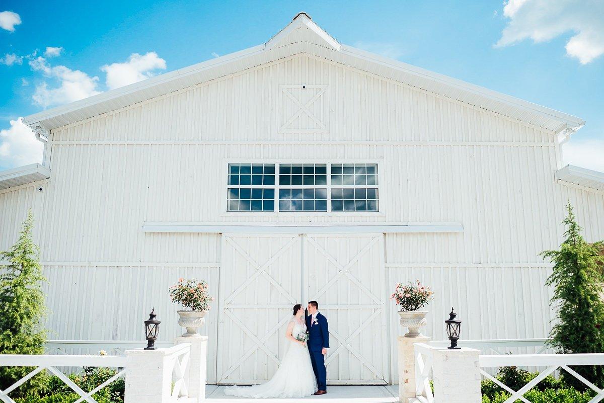 white-dove-barn-tennessee-wedding Laura + Robert | White Dove Barn Wedding