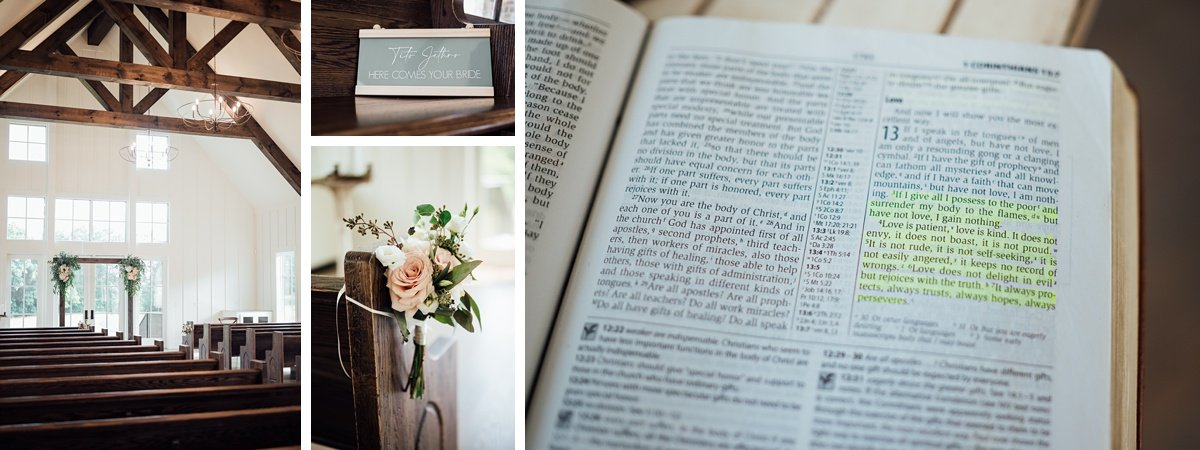birchwood-wedding-details Jessica + Jethro   The Venue at Birchwood   Spring Hill, TN