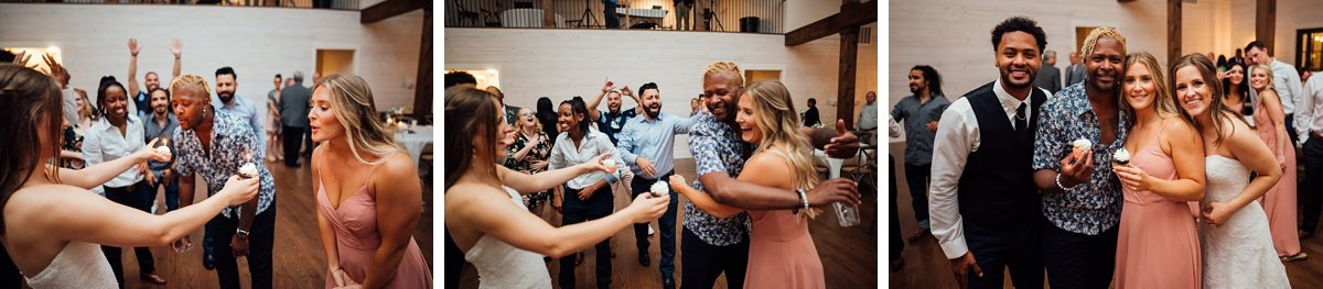 birthday-at-wedding Jessica + Jethro | The Venue at Birchwood | Spring Hill, TN