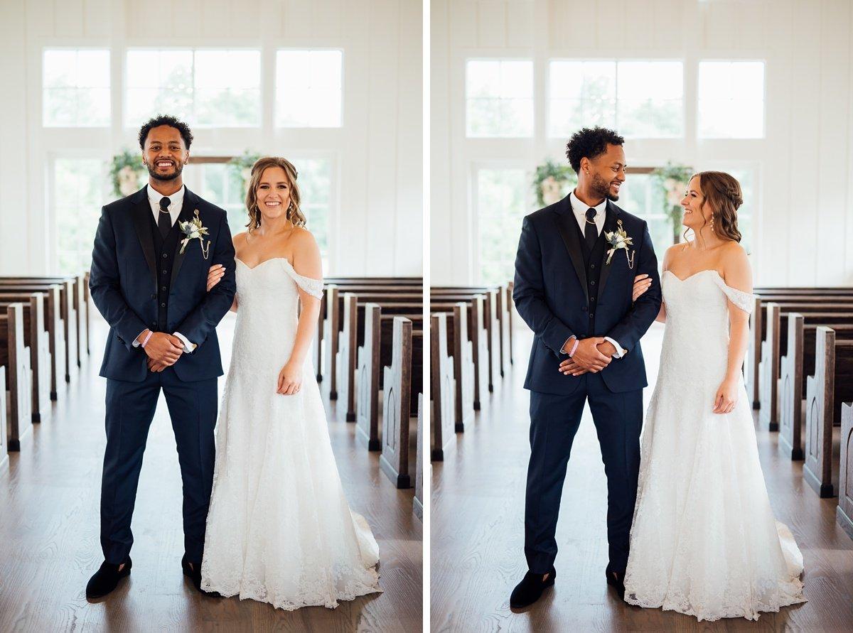 bride-groom-portrait-classic Jessica + Jethro | The Venue at Birchwood | Spring Hill, TN