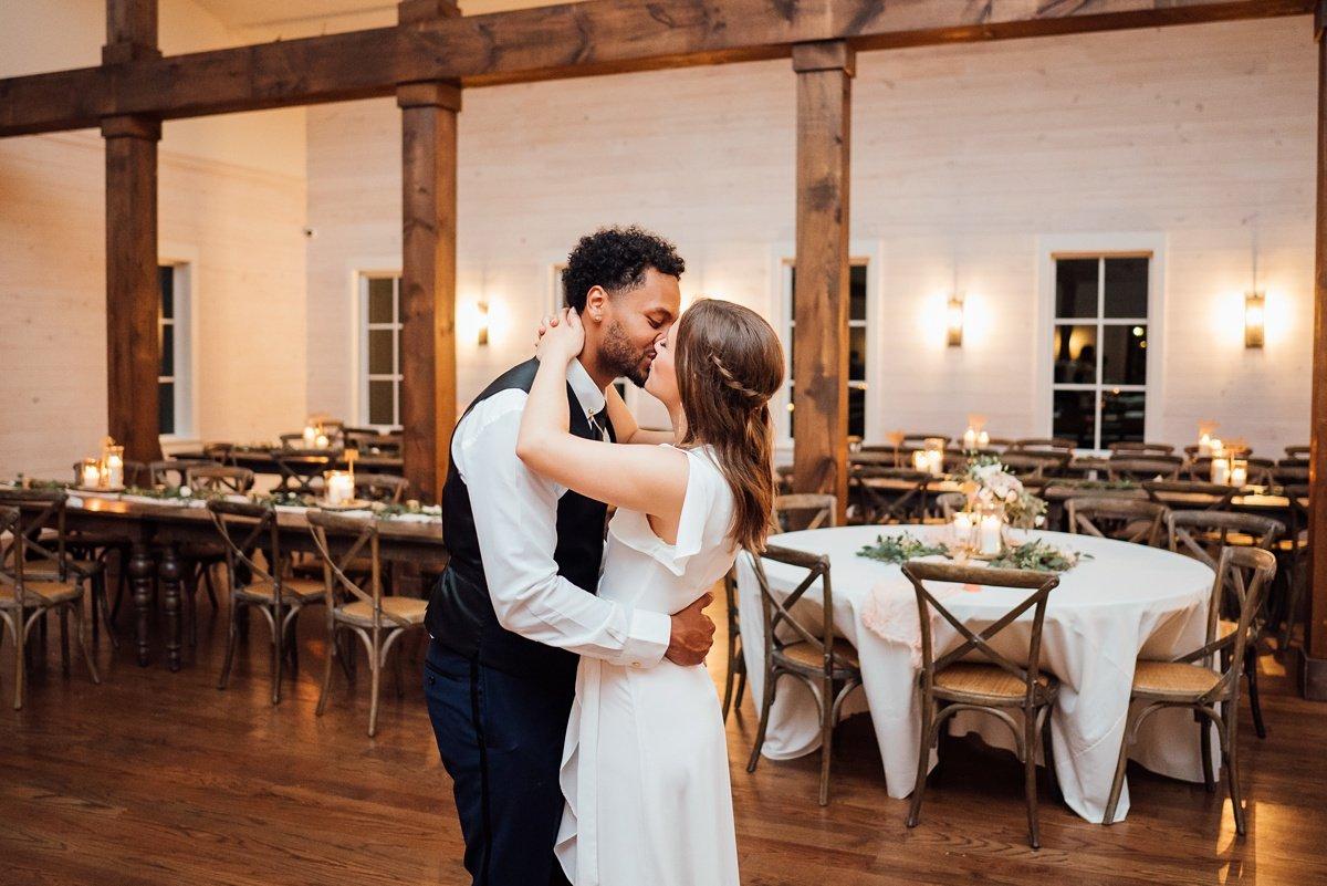 bride-groom-private-dance Jessica + Jethro | The Venue at Birchwood | Spring Hill, TN