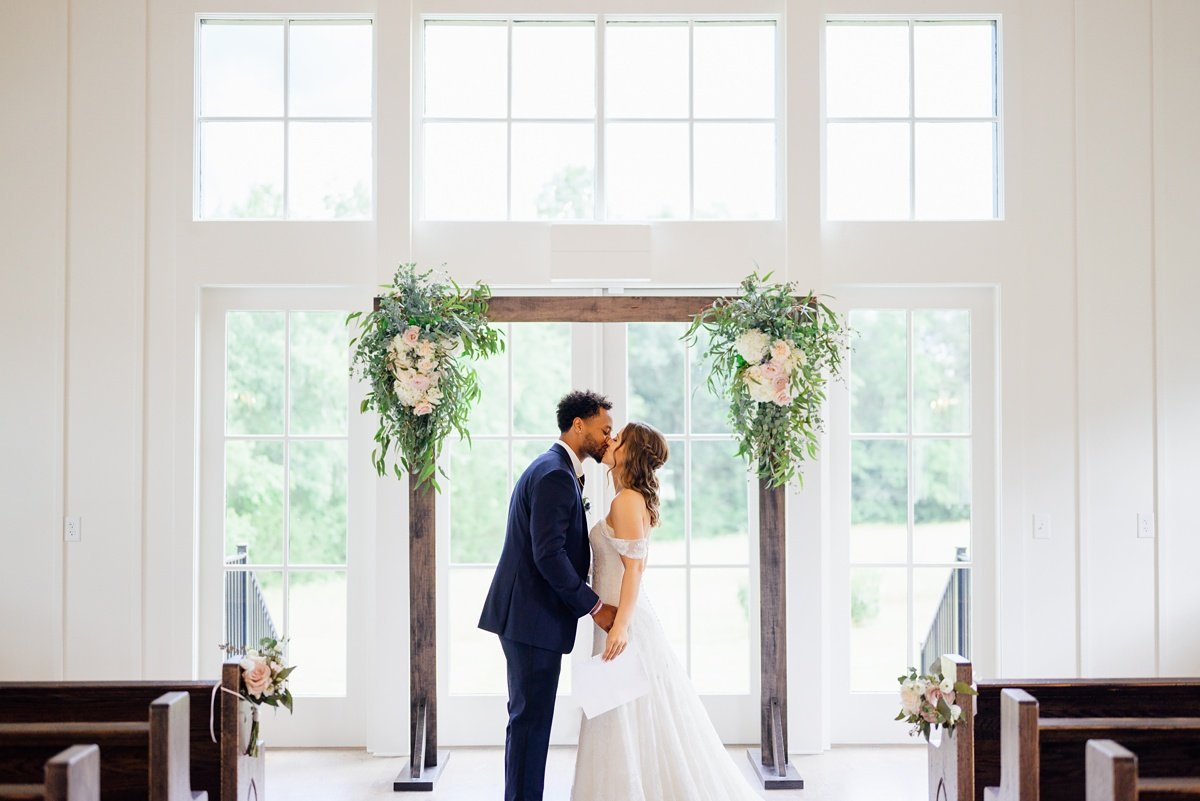 bride-groom Jessica + Jethro | The Venue at Birchwood | Spring Hill, TN