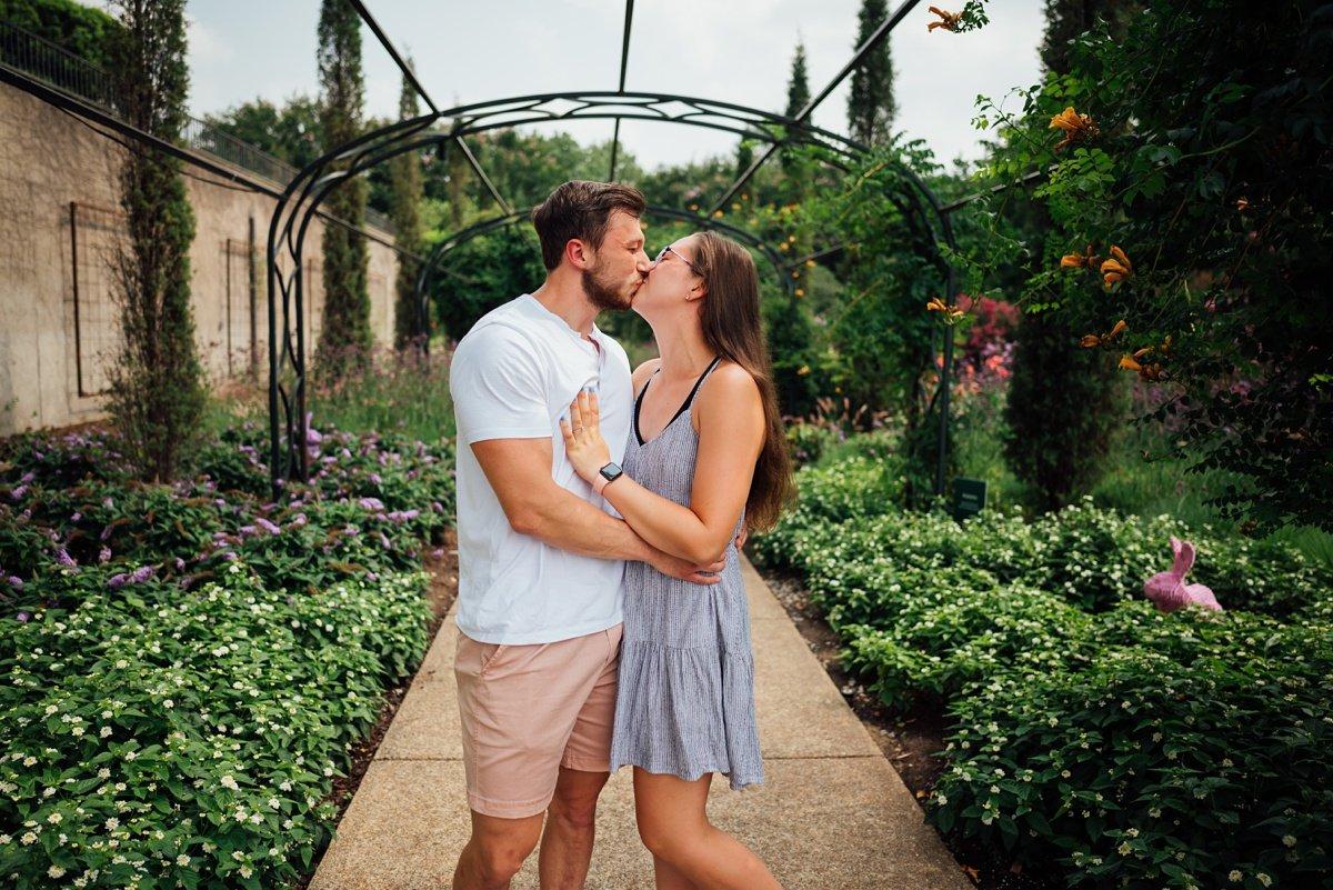 nashville-proposal-photographer Surprise Proposal at Cheekwood | Patrick and Corrina