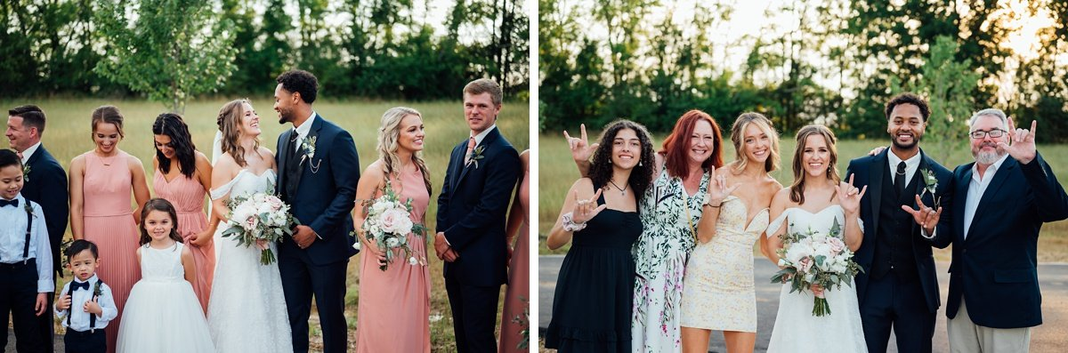 sign-language-interpreters-wedding Jessica + Jethro | The Venue at Birchwood | Spring Hill, TN