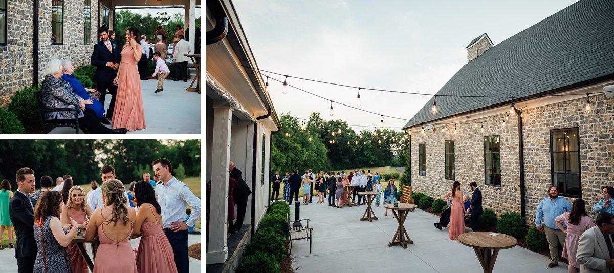 venue-birchwood-wedding-reception Jessica + Jethro | The Venue at Birchwood | Spring Hill, TN