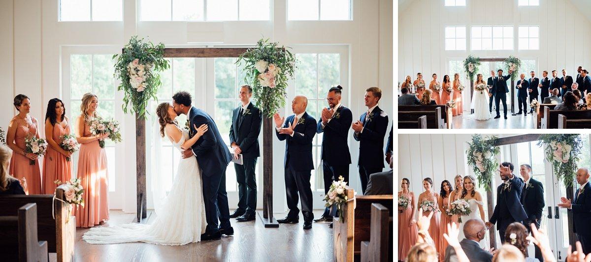 wedding-celebration Jessica + Jethro   The Venue at Birchwood   Spring Hill, TN